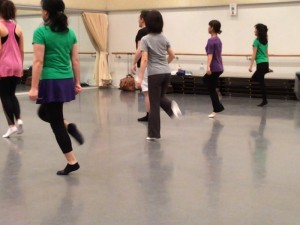 The Workshop-Let's Try Irish Dance!